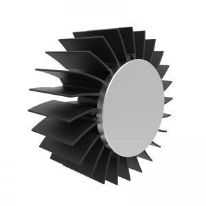 COB LED Heatsink