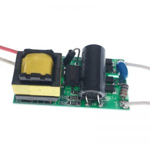 Non-isolated 300ma 120-160v 36-50w led driver
