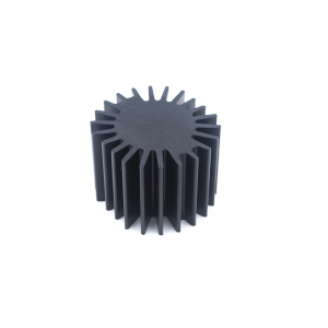 LED Radiator Round Heatsink