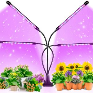 9 Dimmable Levels Grow Light for Indoor Plants