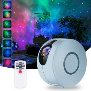 Star Projector, Galaxy Projector with Remote Control for Kids Adults Bedroom/Home